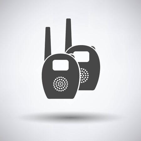 the noise: Baby radio monitor icon