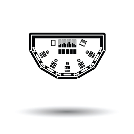 cdrom: CD-ROM icon. White background with shadow design. Vector illustration.