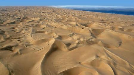 Field of Dunes Stock Photo - 696310