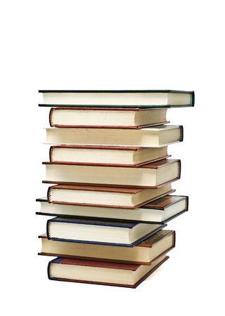 skim: Books and more books.