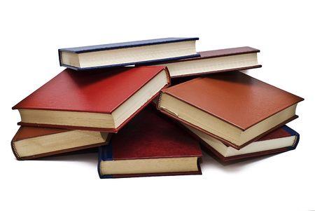 prose: Some misplaced books.