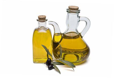 artisanal: Olive oil and olives.