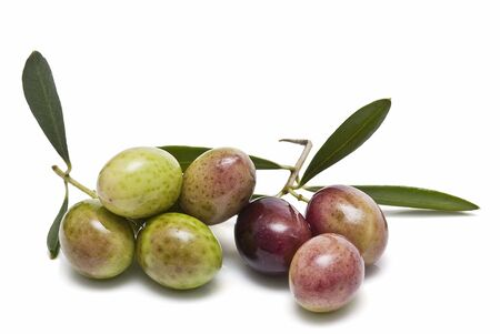 Green olives. Stock Photo - 6541086