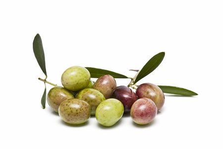 good cholesterol: Green olives.