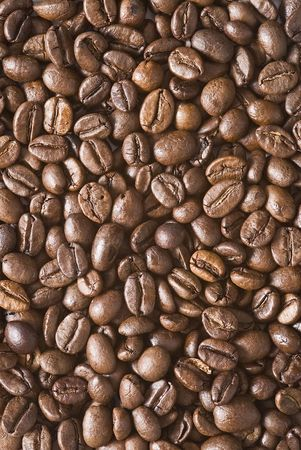Coffee beans. Stock Photo - 6699597
