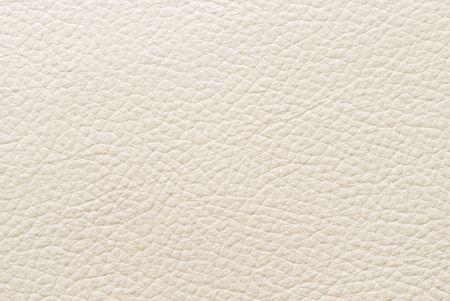 tejido: Textura de cuero blanco.