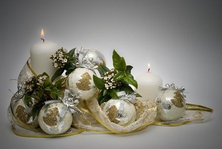 fin de ao: Tarjeta de Navidad.