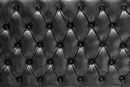 Genuine leather upholstery background for a luxury decoration
