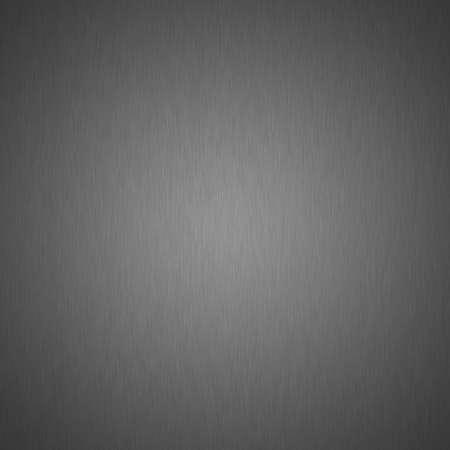Grey brushed aluminum texture Stock Photo - 9245872