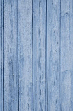 blue wooden wall Stock Photo - 11800489