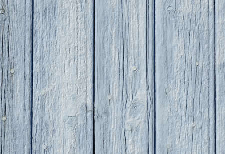 blue wooden wall Stock Photo - 16418255