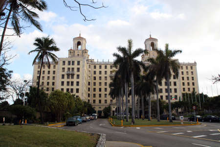 National Hotel of Cuba, inaugurated on December 30, 1930, is one of the most classic and emblematic hotels in Havana. Editorial