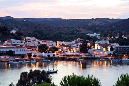 Alcoutim, a small village of Portugal in the border with Spain.