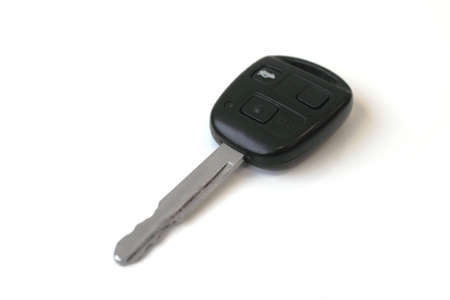 locking: auto key with integrated alarm and central locking
