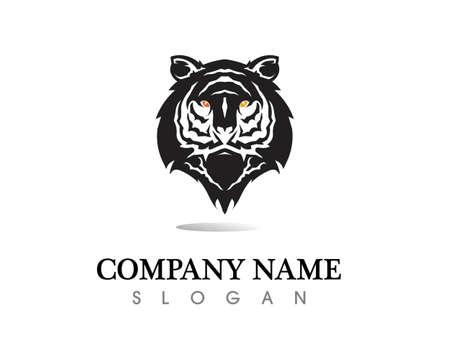 black panther, Tiger, Wild, black
