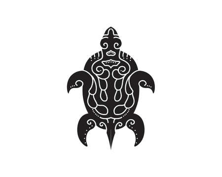 Turtle Vector Animal design and nature