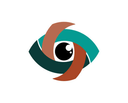 The Eye of Horus (Eye of Ra, Wadjet) believed by ancient Egyptians to have healing and protective powers.