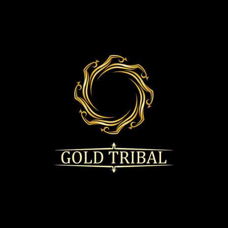 tribal  symbol for a professional designer