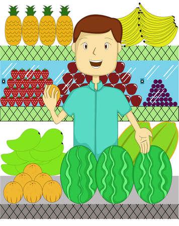 seller: Fruit Seller