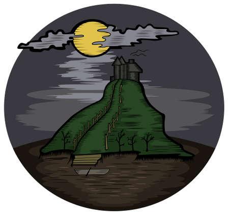 horror castle: Horror castle