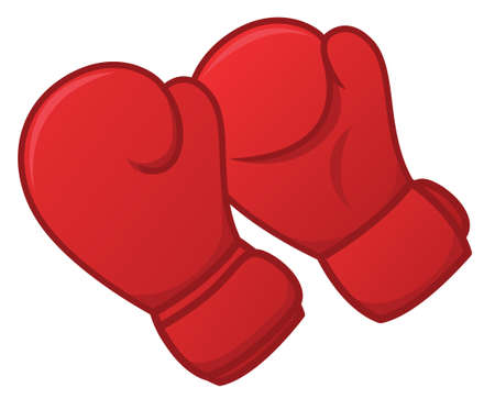 Boxing Gloves 向量圖像