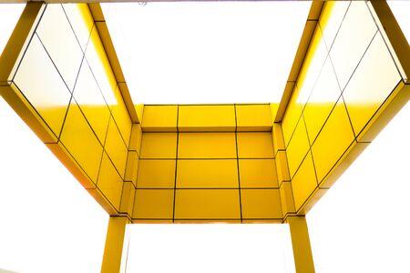 verandah: Yellow