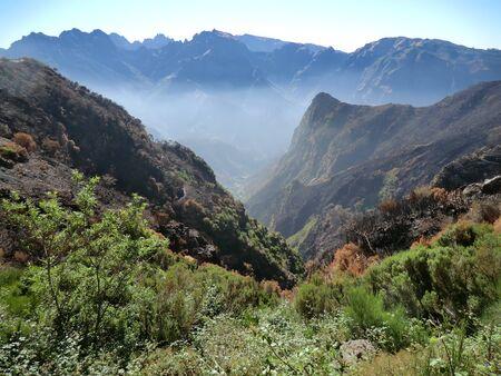 nuns: Mountains around Nuns Valley, Madeira