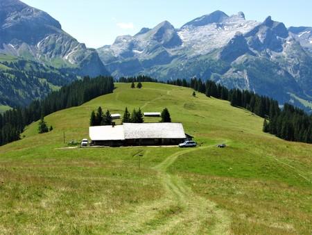 Farm near Gstaad, Switzerland