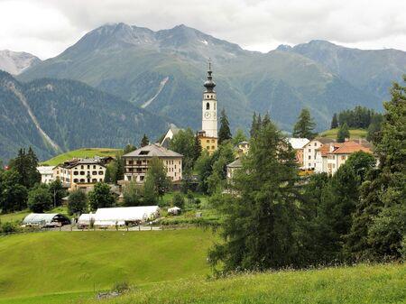 Ftan, Lower Engadine, Switzerland