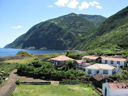 Santo Cristo, Sao Jorge, The Azores Stock Photo