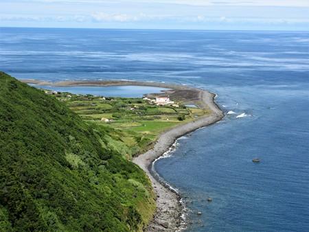 Faja da Cadeira de Santo Cristo, Sao Jorge, The Azores