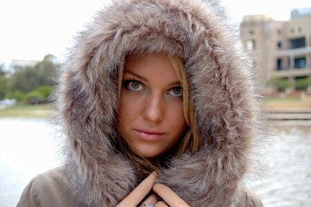 eskimo woman: Eskimo woman