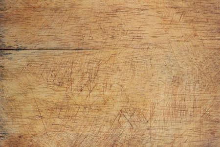 cutting: knife on a cutting board Stock Photo