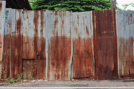 tin: Tin Roof wall countryside