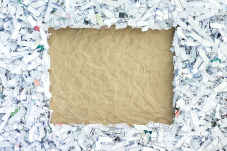 shredded paper: shredded paper security secret recycle background