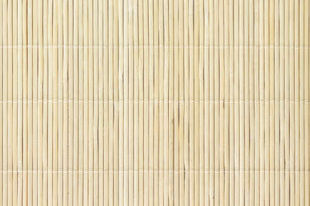 bamboo sushi mat texture japanese an chinese life style tradition Stok Fotoğraf
