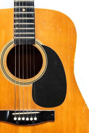 guitar classic body full background. Banco de Imagens