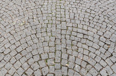 cobblestone road: Historical Cobblestone road in Istanbul, Textile