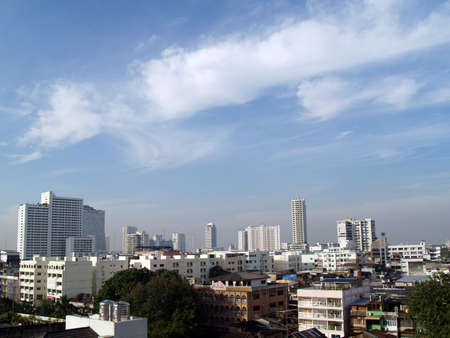 metropolitan bangkok.