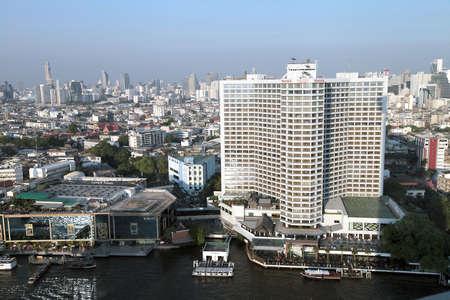 building in bangkok