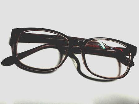 improved: Vision improved by fine glasses