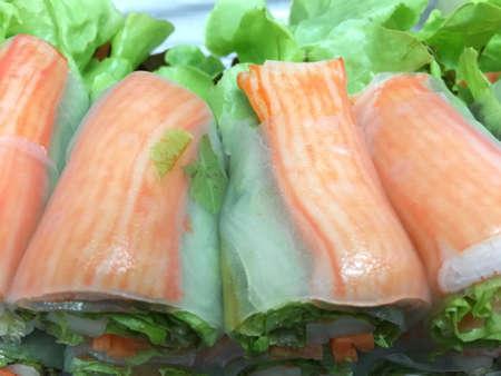 Salad one of health diet food