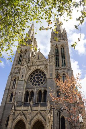 cornish: Truro Cathedral
