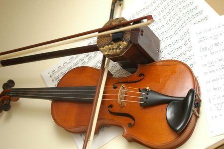 violin with erhu photo