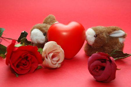 ribbit with hearts, lovely photo photo