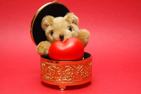 Bear photo, good for valentine days and wall paper photo
