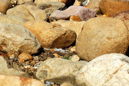 Stone - around the garden Stock Photo - 2706942