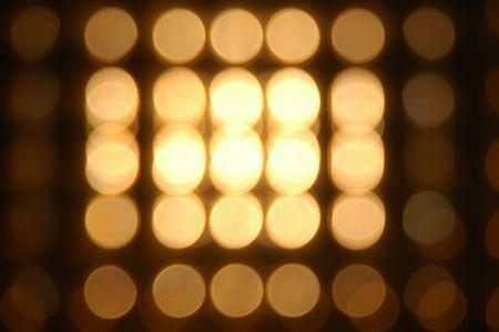 Light art, photo taken at different camera setting, Stock Photo - 2834279