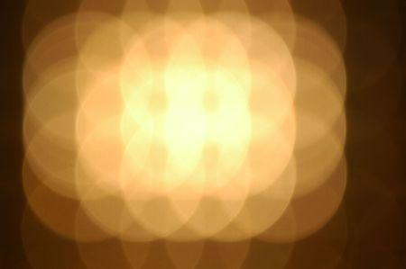 Light art, photo taken at different camera setting,  Stock Photo - 2834251