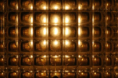 Light art, photo taken at different camera setting, Stock Photo - 2834292